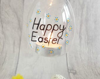 Easter hanging decoration personalised