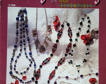 Vintage Beading with Fashion Essentials Instruction Booklet