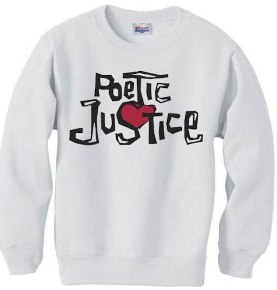 Poetic justice shirt janet 2pac tupac martin lawrence jerome fresh prince bel air purple jordan retro - fleece sweatshirt sweater ash grey uA2Hm3wv