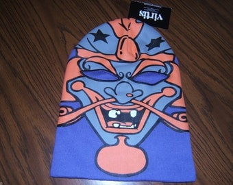"New with tags- ICP ""The Great Milenko"" Full Face Beanie with cut out eyes"