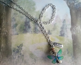 Magical Fairy Wish Necklace