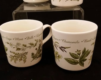 Corelle Thymless herb cups
