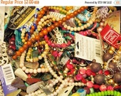 NEW YEAR SALE - One strand of beads - Surprise!