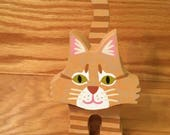 Two highly detailed tabby cats - Joanna