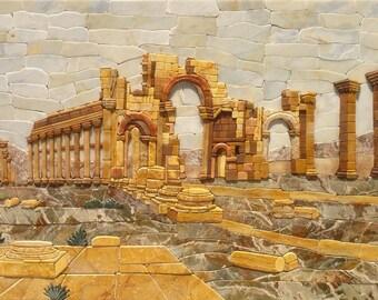 Stone Art Scene Mosaics