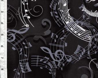"Kanvas Studio ""Concerto"" Mozart's Mind-C Musical Fabric BTFQ"