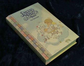 Precious Moments Bible - 1993 Catholic Edition