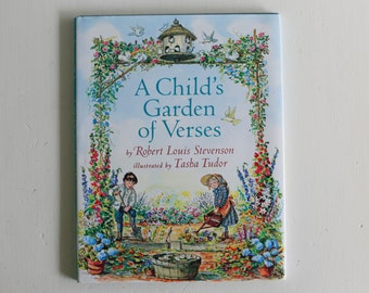 A Child's Garden of Verses, by Robert Louis Stevenson, Illustrated by Tasha Tudor