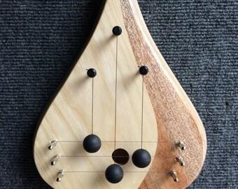 Ash/Mahogany Door Harp