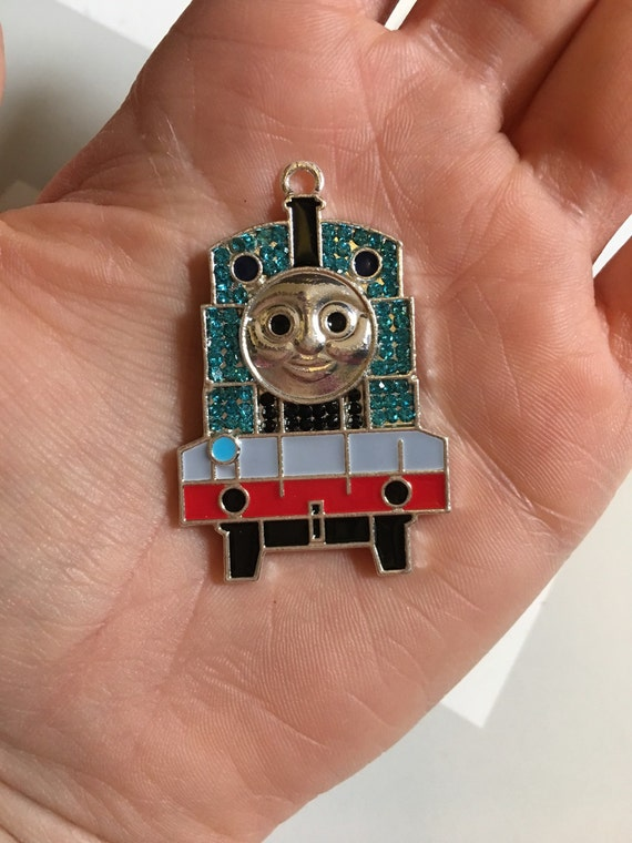 P115 Thomas The Train Pendant For Chunky Necklaces From