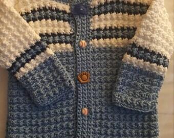 Boys sweater sz 6-12mons