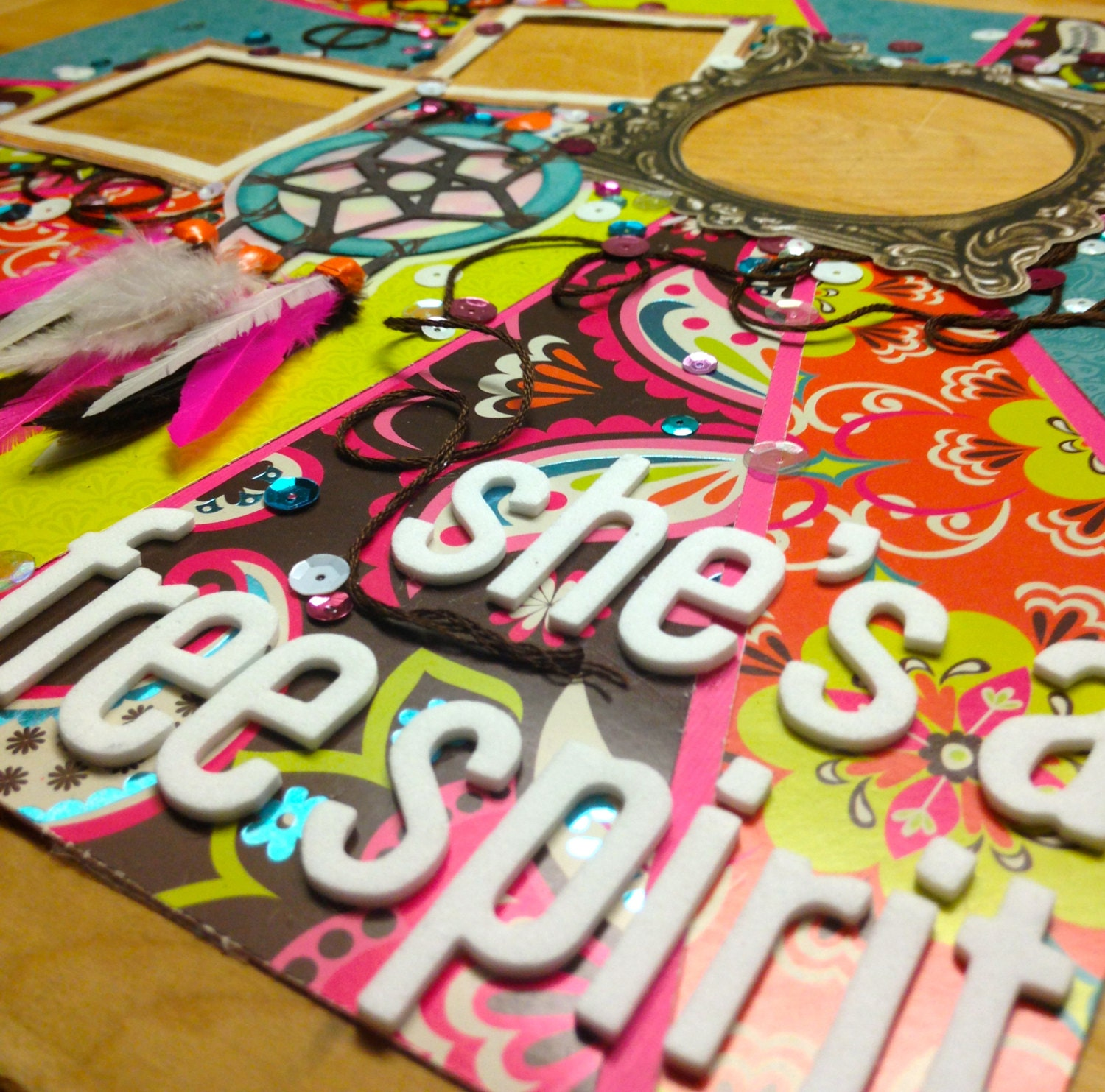 How to add scrapbook pages - Sold By Odearjudy