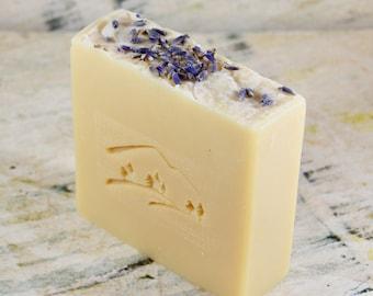 Lavender Soap Natural Handmade Soap, Goat Milk Soap, Coconut Milk Soap, Cream, Silk Soap, Shea Butter Soap, Homemade Soap, Handcrafted Soap
