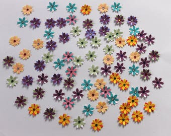 Handmade decorative flowers