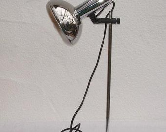 80 j. chrome table lamp desk lamp