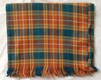 Buchanan Modern tartan scarf - buchanan tartan wrap - buchanan tartan shawl - in 100% cotton