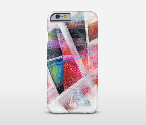 iPhone Plus Cases, Abstract Art, Red Phone Case, Galaxy S7 Edge, Galaxy S6 Edge, iPhone 7 Case and more