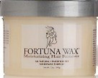 Fortuna Wax all natural moisturizing hair removal