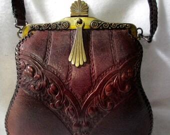 Vintage Art Nouveau purse from the 1920's