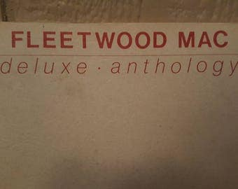 Fleetwood Mac Deluxe anthology Music book- 1970's