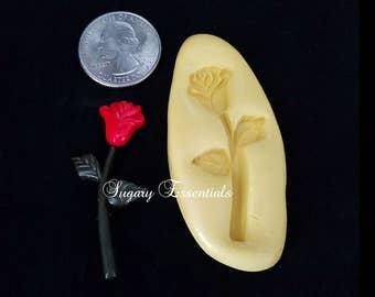 Long Stem Rose Mold