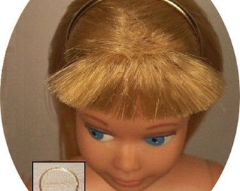 14K Gold Filled Metal Headband Made For Skipper ~REPRODUCTION~