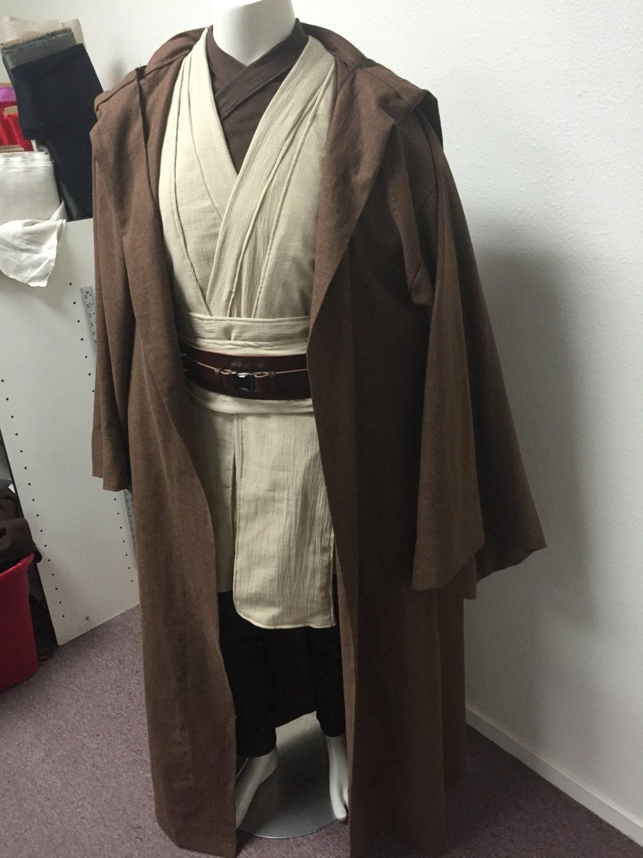 obi wan kenobi costume full set