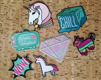 Pastel Patches