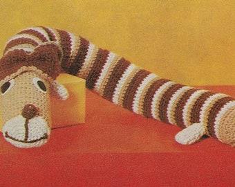 Dachshund Door Stop, Crochet Pattern, Instant Download, Draft Stopper,  Dachshund Crochet Pattern