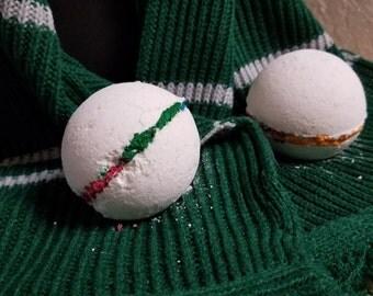 Harry Potter Themed Bath Bomb: Sorting Hat