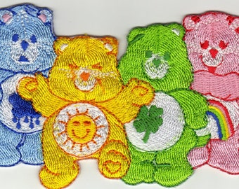 Cute Bears Patch