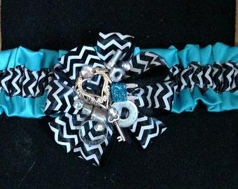 Mechanic theme garter