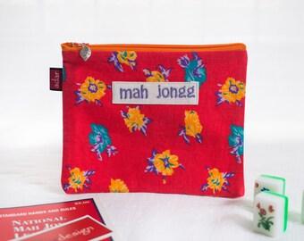 Mah Jongg Bag, just added!