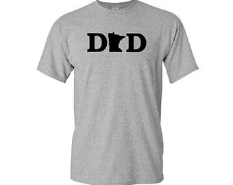 Home State Dad Shirts, Father's Day