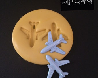 Airplane Silicone Mold
