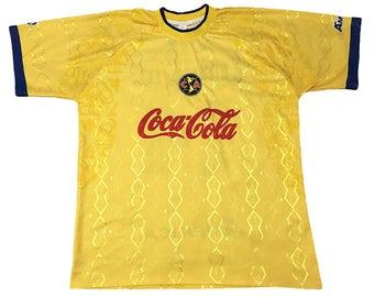 Vintage Club America #14 soccer jersey