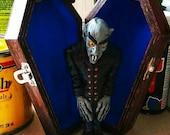 Max Shreck Nosferatu Vampire sculpt