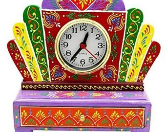 Single Drawer Clock