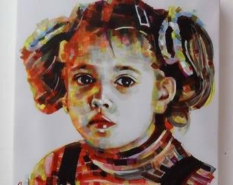 Portrait Of Drew