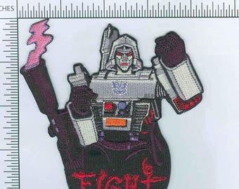 MEGATRON - Robot Mode Patch (RARE) (Only 5 available)