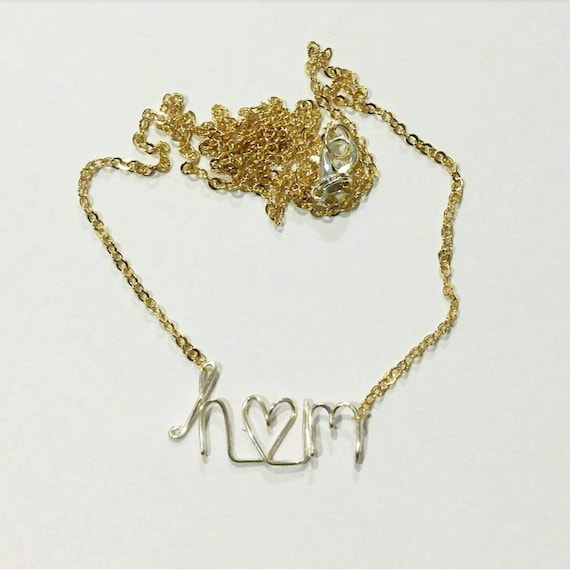 Custom handmade Couples Initial anniversary / valentines day necklace - pick your letters!