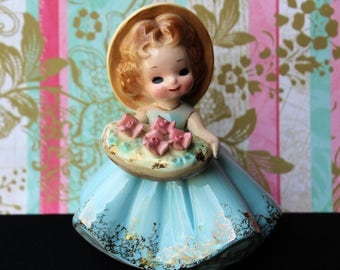 "On Sale!! Vintage JOSEF ORIGINALS ""MAY""  ""Birthday Girls"" Series"