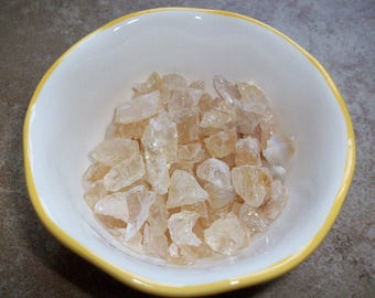 Raw Citrine Chipstones