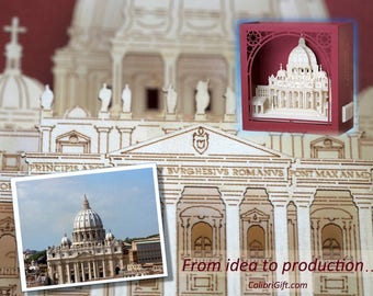 Italy Rome St. Peter's Basilica