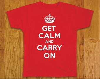 Get Calm & Carry On