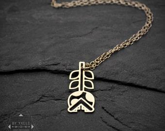 Arcade necklace, Super mario jewelry, mario brothers piranha plant necklace, video game jewelry, unique necklace, arcade jewelry