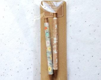 Floral and Brush Stroke Pens • Target Dollar Spot • Target One Spot • Planner Pens