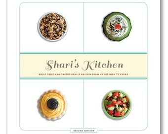 Shari's Kitchen Cookbook