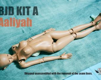 """AERIALBJD The most beautiful 1/4 BJDs """"Aaliyah"""" Bjd Kit A"""