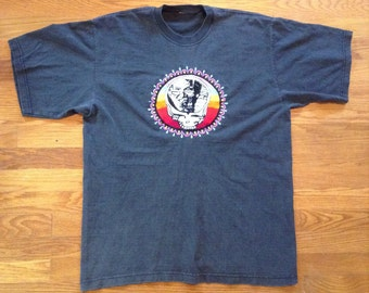 Grateful Dead Vintage Embroidered Jerry Garcia SYF Shirt